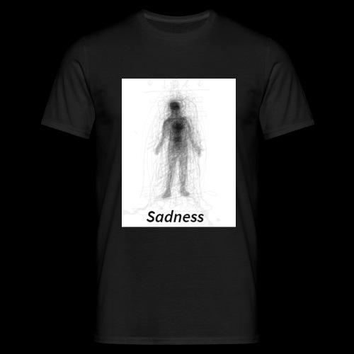 Sadness - T-shirt Homme