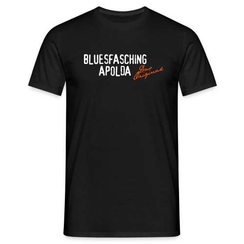 bluesdas original - Männer T-Shirt