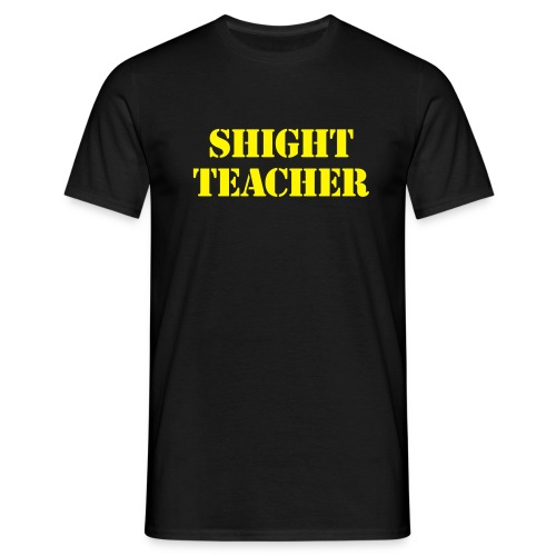 shight09teacher - Men's T-Shirt