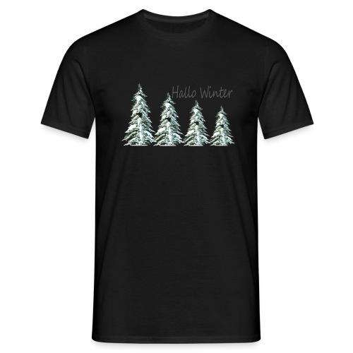 T-shirt Homme hiver - T-shirt Homme