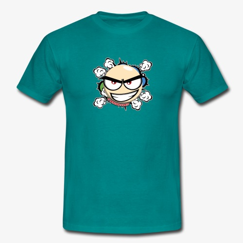 Angry BB - T-shirt Homme