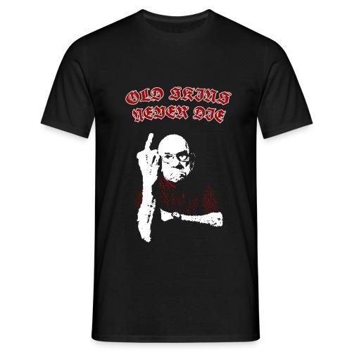 old skins never die - Männer T-Shirt