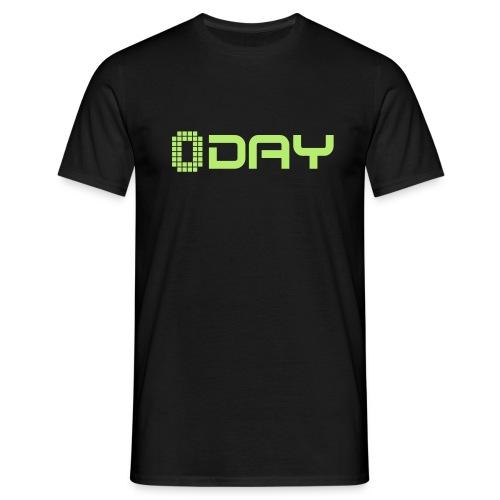 0-Day - Men's T-Shirt