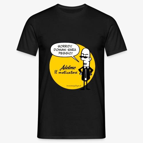 Adelmo il motivatore - Maglietta da uomo