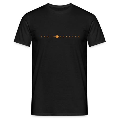 t2s Logo - CR look - Männer T-Shirt