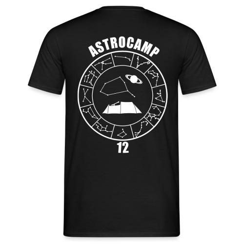 Astrocamp 12 - White - Men's T-Shirt