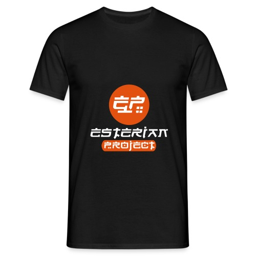 esterianshirtfrontii - Männer T-Shirt