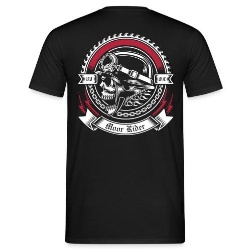 oldschool biker 2 - Männer T-Shirt