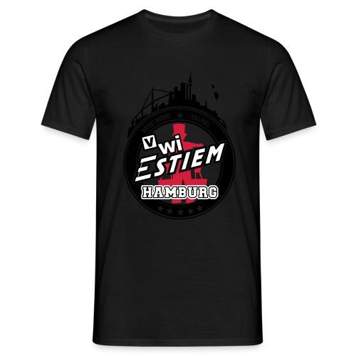 vwi estiem wappen1 - Männer T-Shirt