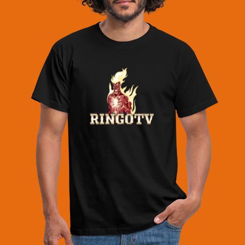 Ringo TV Logo - Männer T-Shirt