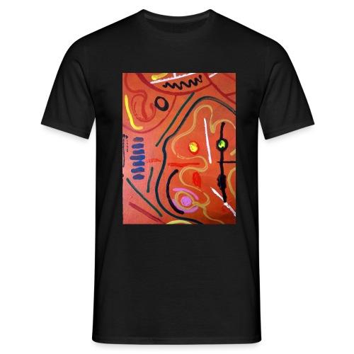 Antonius' Afrika3 - Camiseta hombre