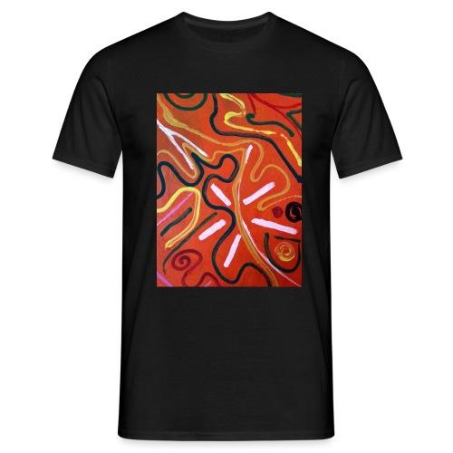 Antonius´ Afrika - Camiseta hombre