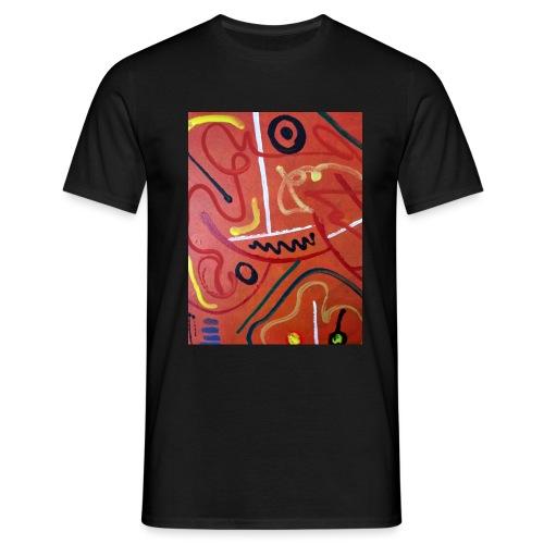 Antonius' Afrika2 - Camiseta hombre