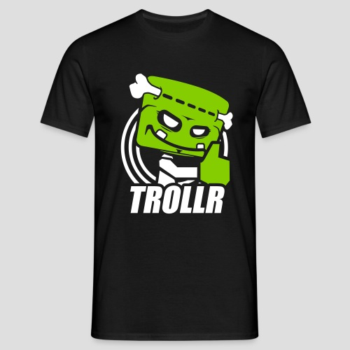 TROLLR Like - T-shirt Homme