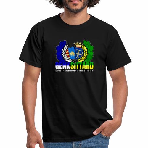 Confrérie depuis 1997 - Sittard & Genk - T-shirt Homme
