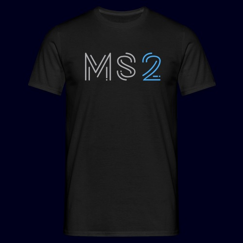 MS2 LOGO - Men's T-Shirt