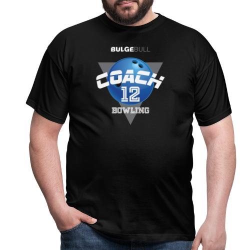 bulgebull bowling - Men's T-Shirt