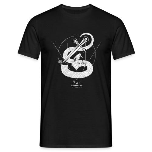 SNAKEHEAD - Men's T-Shirt