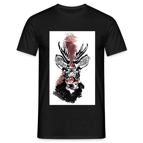 Deermania - Miesten t-paita