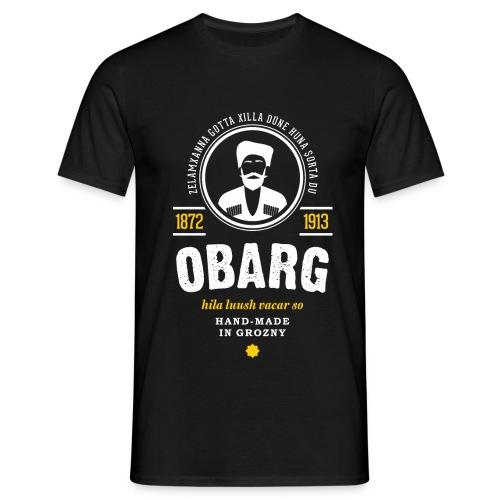 OBARG 2 1 png - Men's T-Shirt