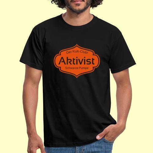 aktivistbadge - Männer T-Shirt