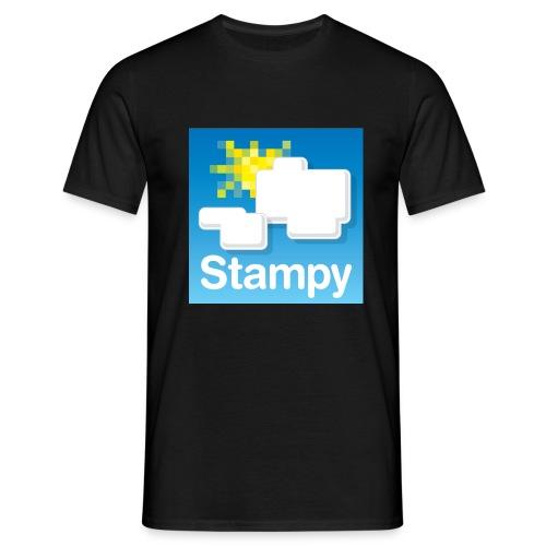 Stampy Sky thumb jpg - Men's T-Shirt