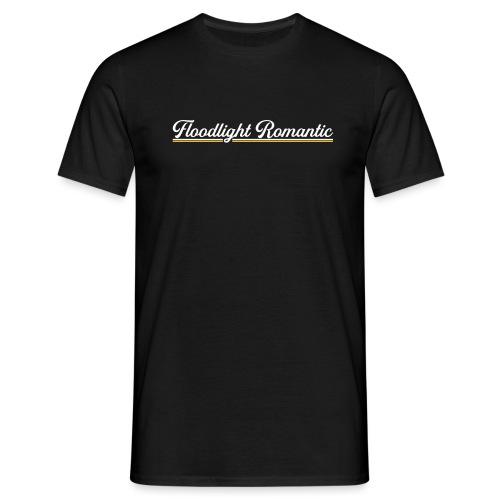 Floodlight Romantic - Mannen T-shirt