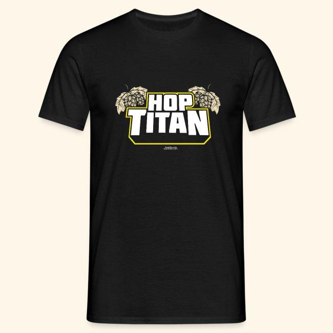 Craft Beer T Shirt Hop Titan - das Original