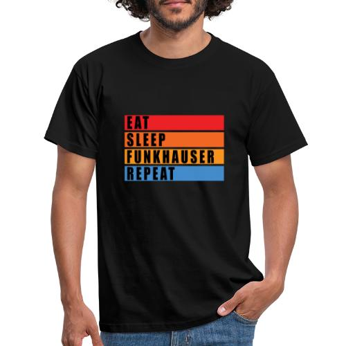 RAVE T-SHIRT - Mannen T-shirt