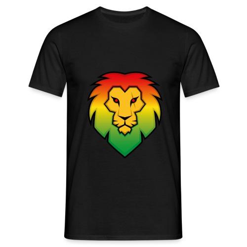 Ragga Lion - Men's T-Shirt