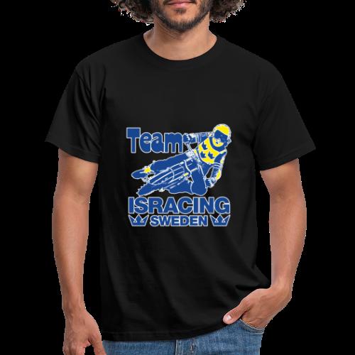 Team ISRACING SWEDEN - T-shirt herr