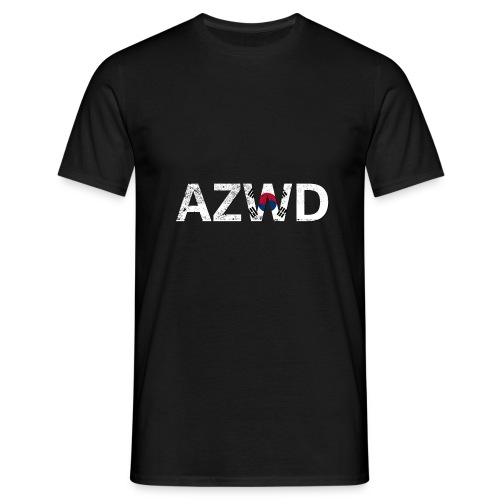 AZWD South Korea - T-shirt Homme