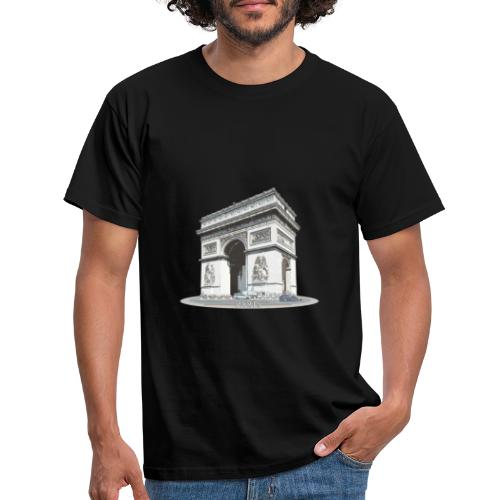 Arc triomphe - T-shirt Homme