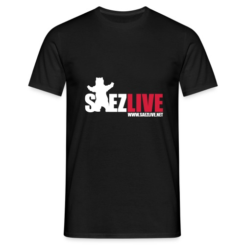 OursLive (version light) - T-shirt Homme