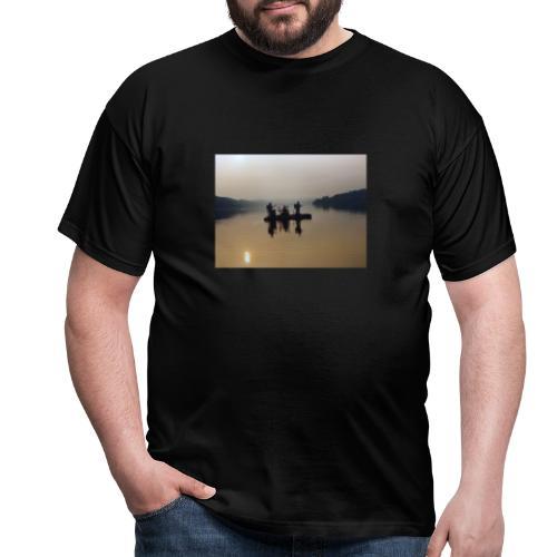 Live auf dem Staffelsee - Männer T-Shirt