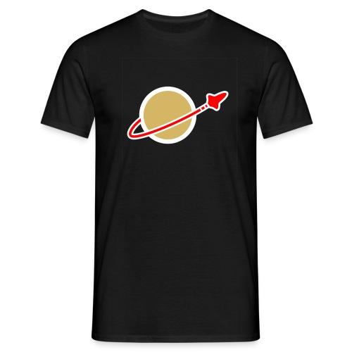 space logo clear - Männer T-Shirt