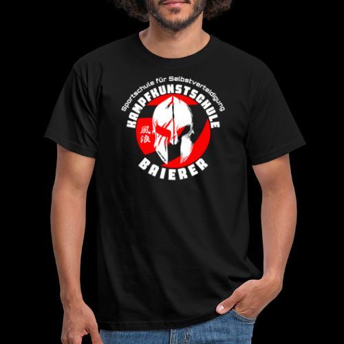 Kampfkunstschule Baierer Kollektion 2021 - Männer T-Shirt