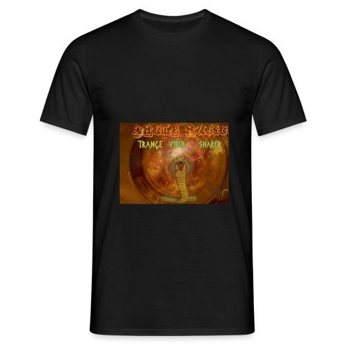 trancevibershaker album 1024x763 - Männer T-Shirt