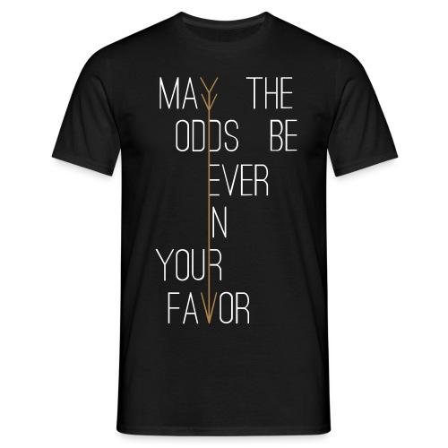 Hunger Games - Mannen T-shirt
