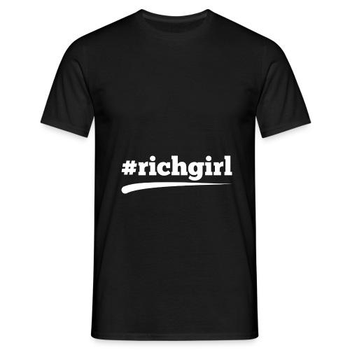 RICHGIRL - Männer T-Shirt