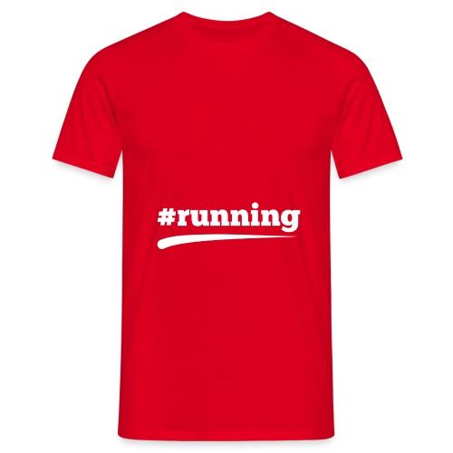 #RUNNING - Männer T-Shirt