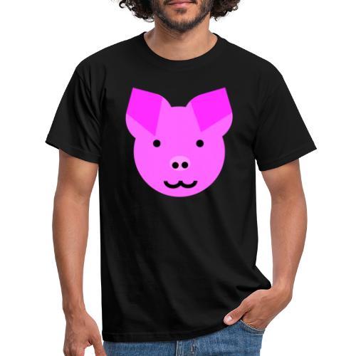 Schwein - Männer T-Shirt