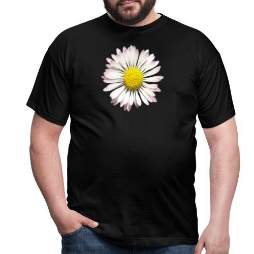 TIAN GREEN Garten - Gänse Blümchen - Männer T-Shirt