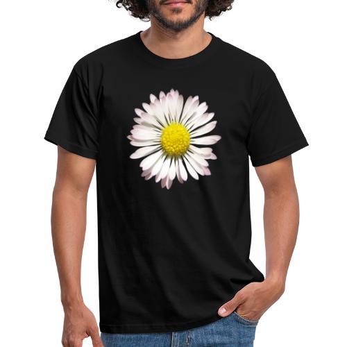 TIAN GREEN - Gänse Blümchen - Männer T-Shirt