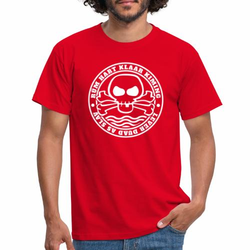 Rüm Hart Klaar Kiming - Lever Duad As Slav - Männer T-Shirt