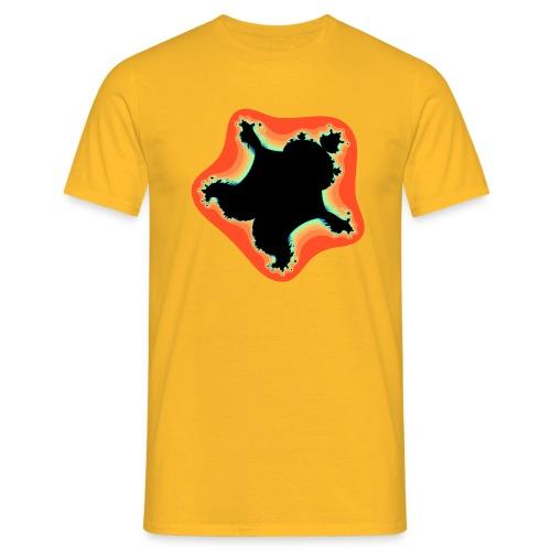Burn Burn Quintic - Men's T-Shirt