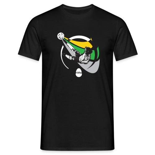 Ninho Over Footbal - Maglietta da uomo