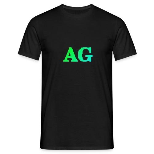 ATG Games logo - Miesten t-paita