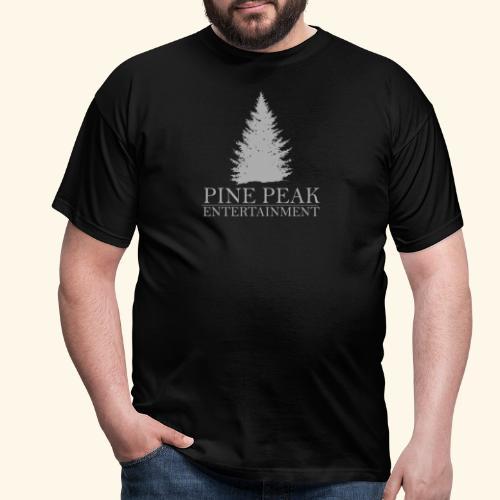 Pine Peak Entertainment Grey - Mannen T-shirt