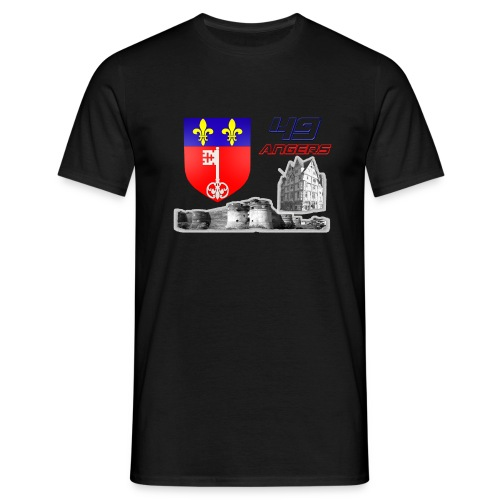 49 Angers - T-shirt Homme